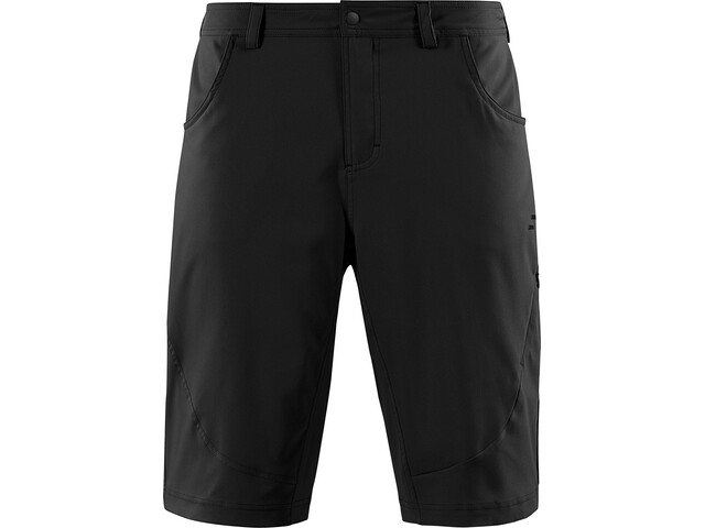 SQUARE Active Baggy Shorts Herre black